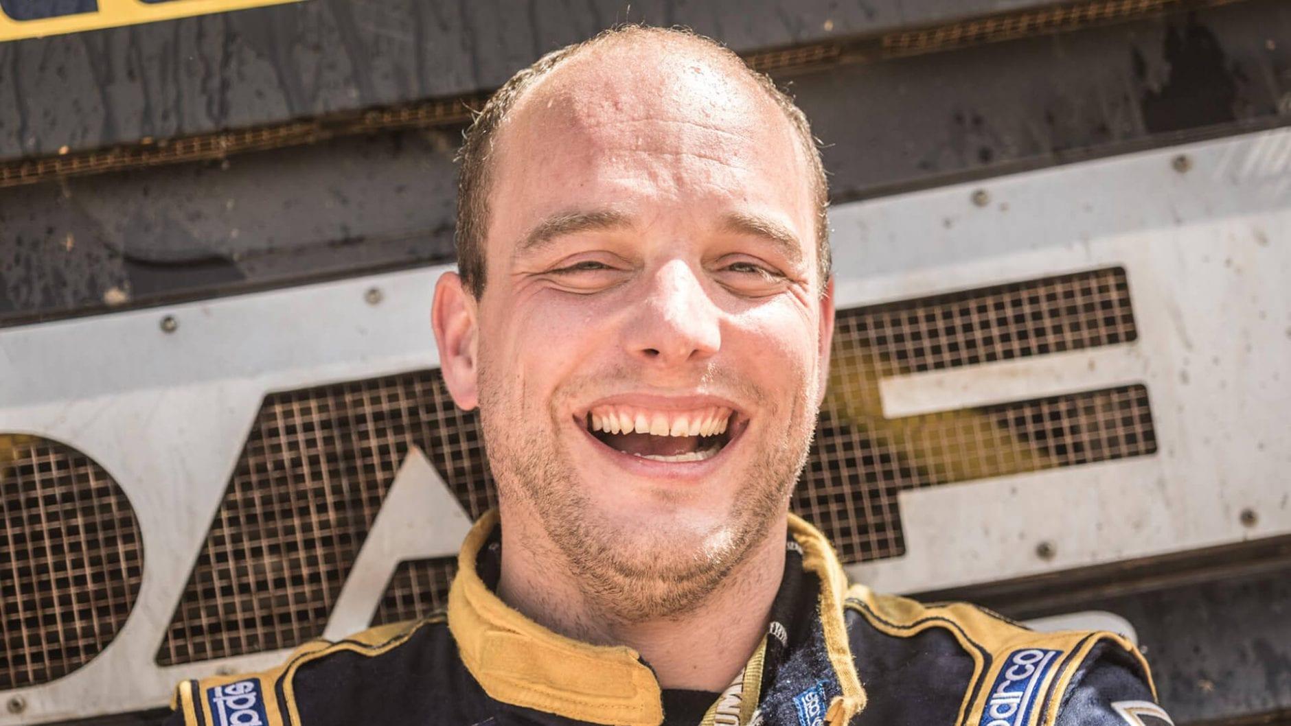 Jan van de Laar - Africa Eco Race