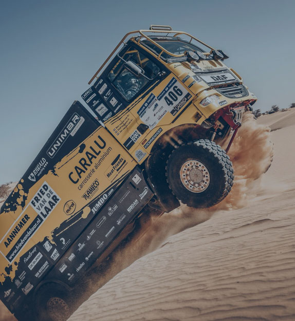 Fried van de Laar Racing - Dakar 2019