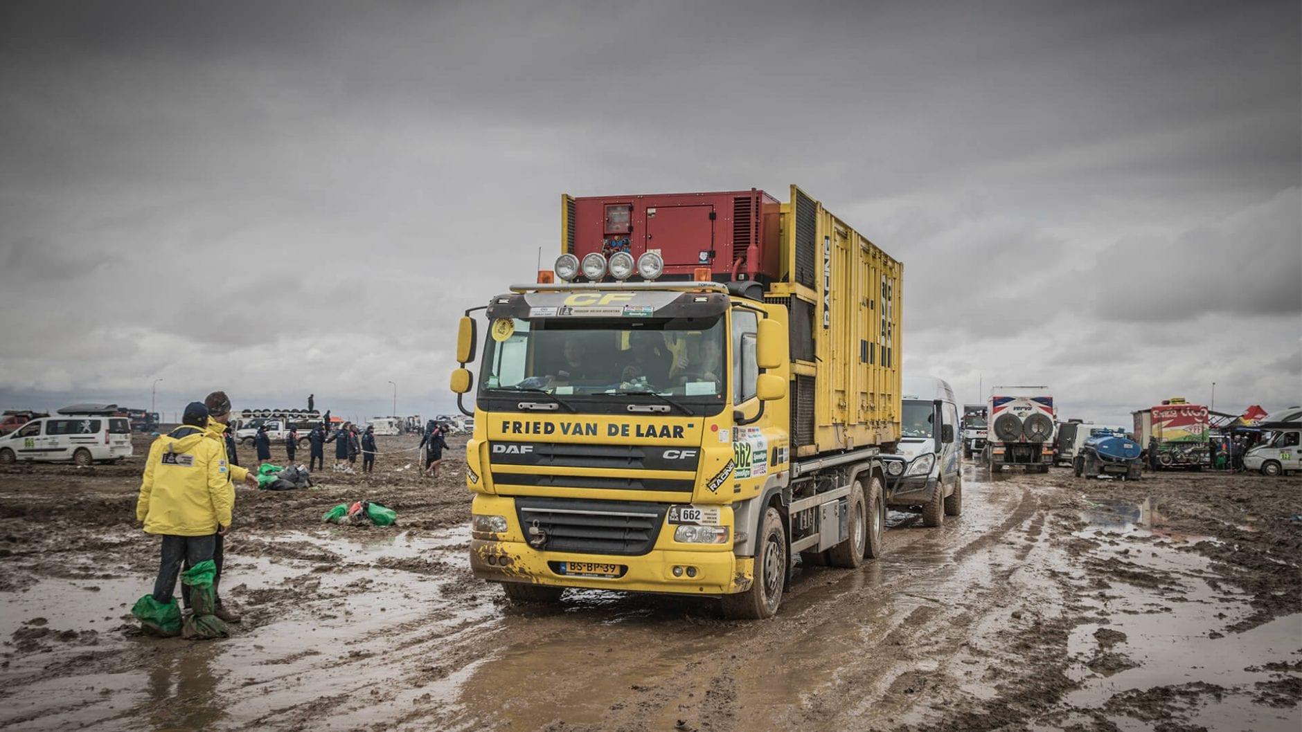 Fried van de Laar Racing - Dakar 2017