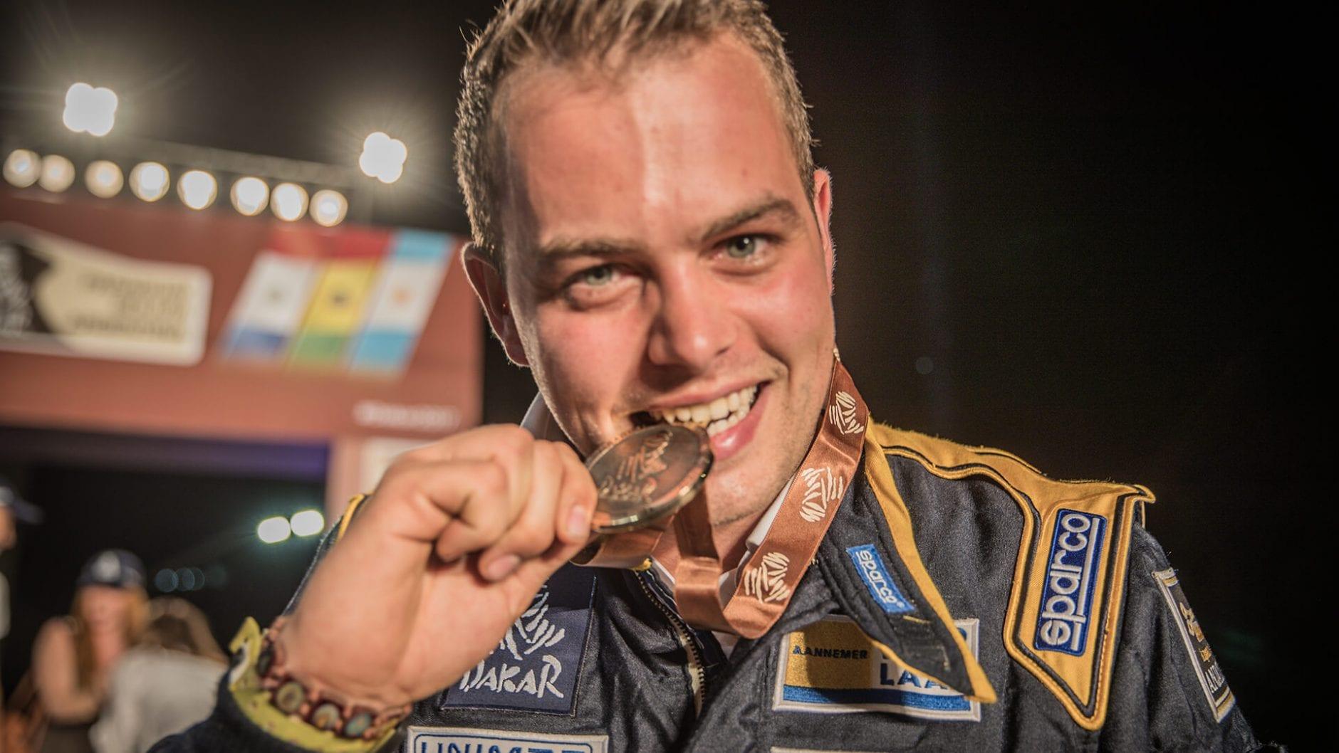 Ben van de Laar - Dakar 2017