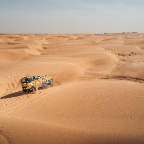 Fried van de Laar Racing - Dakar 2018