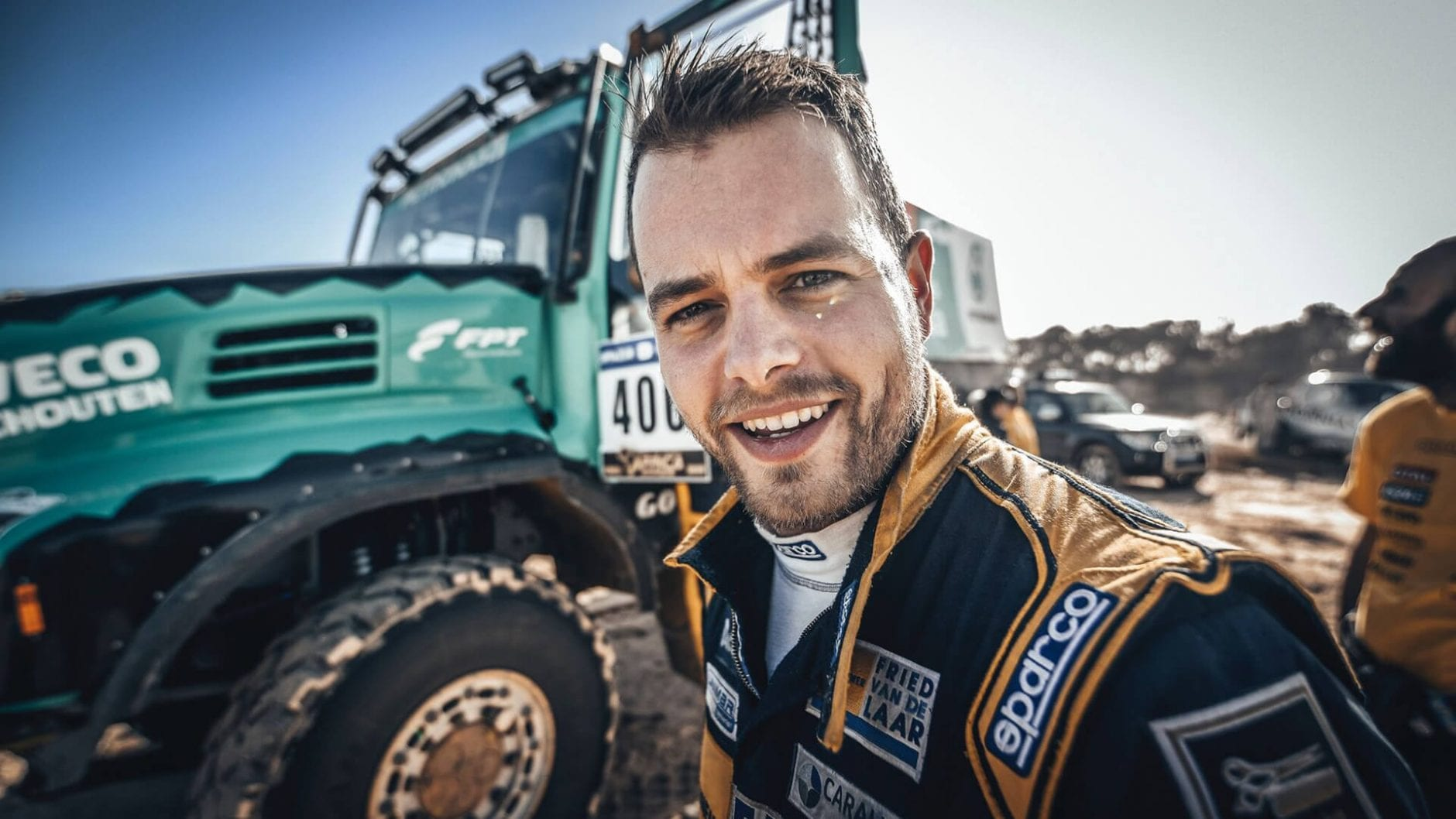 Fried van de Laar Racing - Dakar 2018